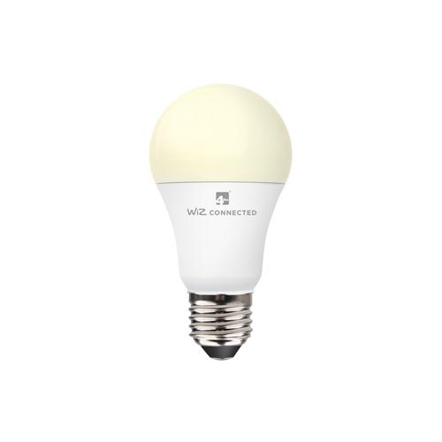 4lite WiZ Connected A60 Classic White WiFi LED Smart Bulb - E27