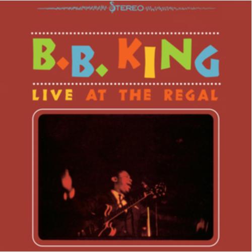 B.B. King: Live at the Regal - 12