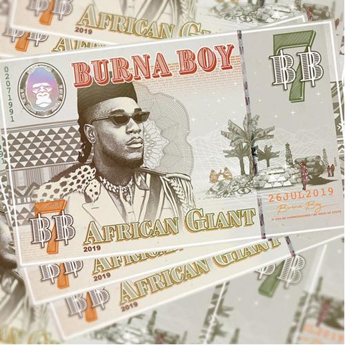 Burna Boy: African Giant - 12