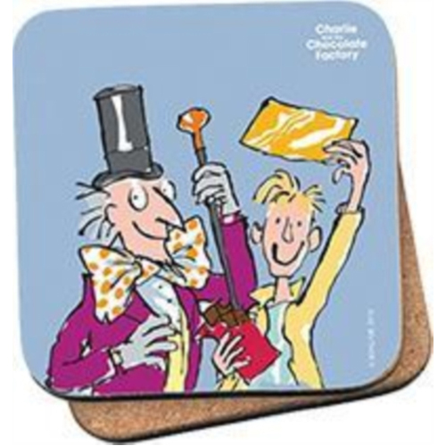 Charlie And The Chocolate Factory - Charlie & Golden Ticket Coaster