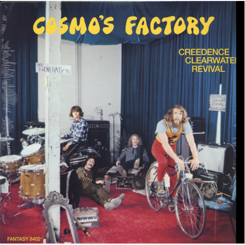 Creedence Clearwater Revival: Cosmo's Factory - 12
