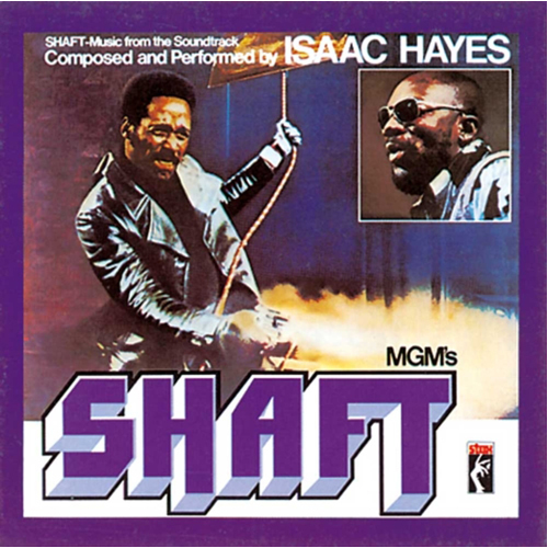 Isaac Hayes: Shaft Ost - 12