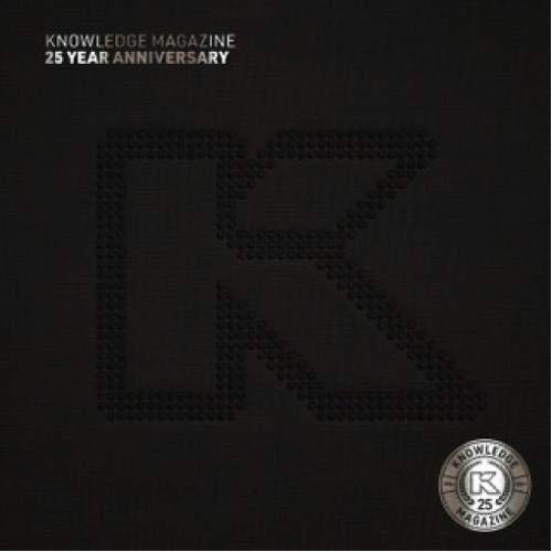 Knowledge Magazine 25 Year Anniversary