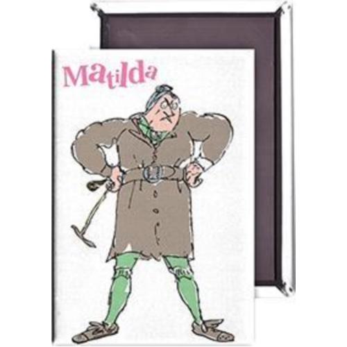 Matilda - Miss Trunchbull Magnet