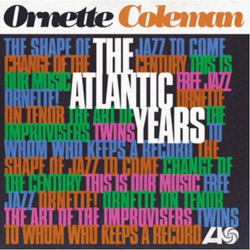 Ornette Coleman: The Atlantic Years - 12