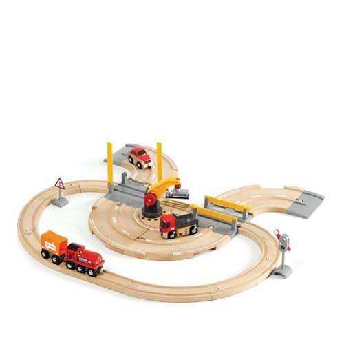 Rail & Road Crane Set