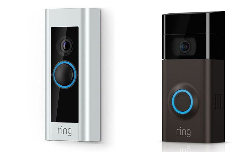 Smart Home Security - Ring Doorbells
