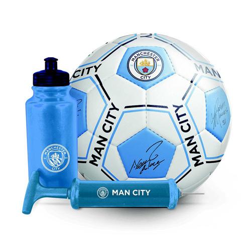 Team Merchandise - Signature Gift Set - Man City