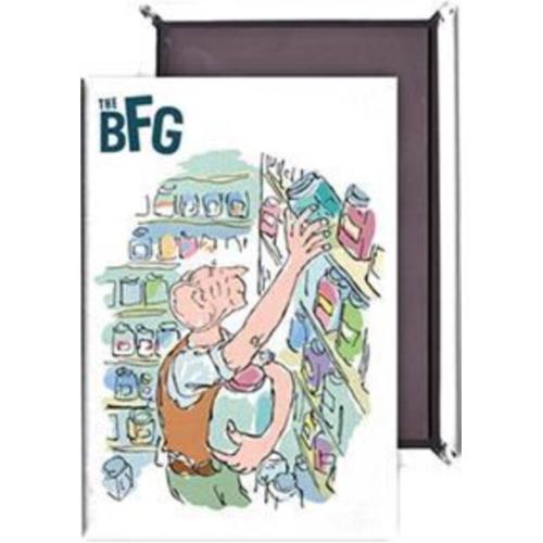 The BFG - BFG & Jars Magnet