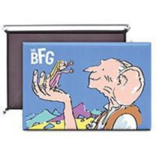 The BFG - BFG & Sophie Magnet