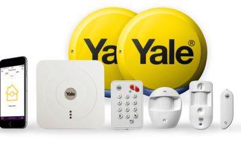 Yale Smart Home CCTV System