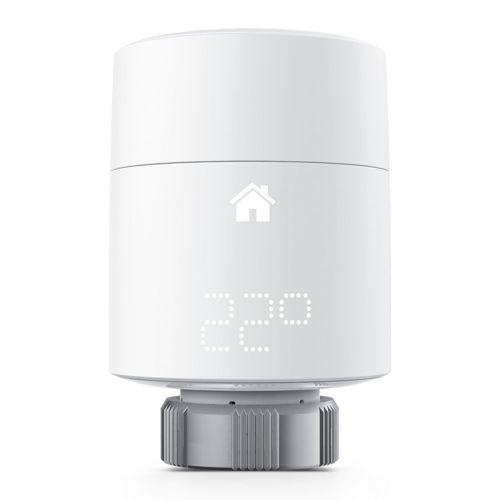 Tado Vertical Smart Radiator Valve Thermostat 4 Pack