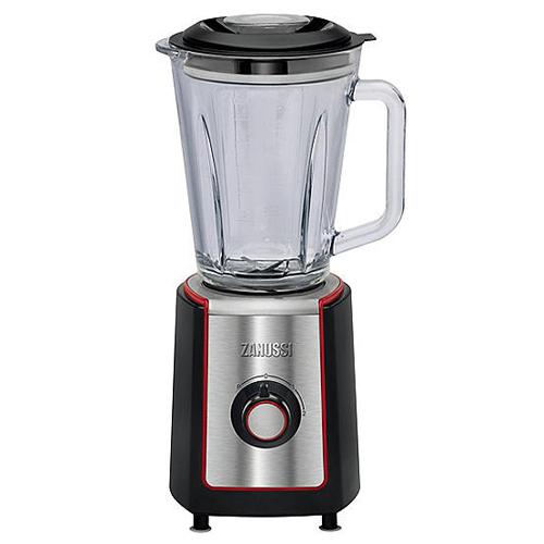 Zanussi 600 W Food Blender - Red